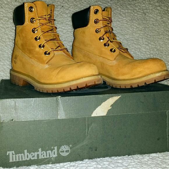 Women's 6 Inch Premium Waterproof Timberland Boots